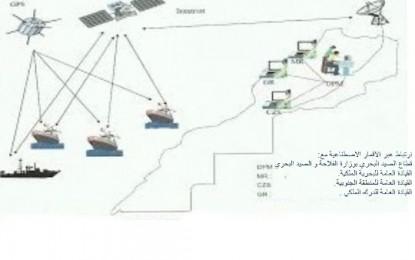 لقاء تواصلي بآسفي حول جهاز رصد و تتبع السفن عبر الاقمار الاصطناعية