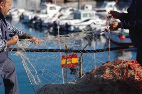 سفن إسبانية