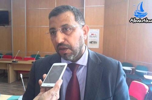ابراهيم بودينار يتحدت عن المشروع المغربي الكندي لإصلاح منظومة التكوين البحري