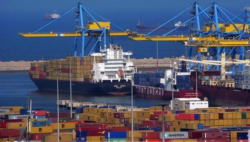 ميناء-الدار-البيضاء-الحاويات