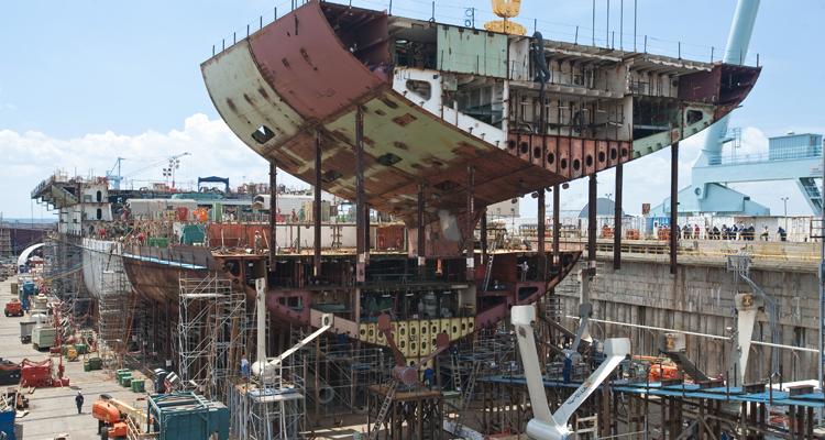ورش-بناء-السفن