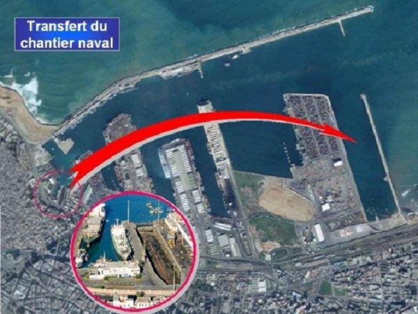ورش-إصلاح-السفن-ضمن-مشروع-وصال-الدار-البيضاء-الميناء