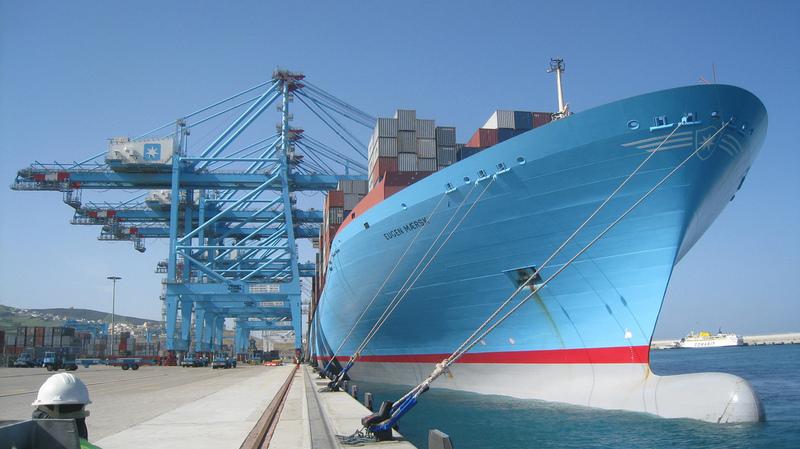 ميناء-طنجة-المتوسطي