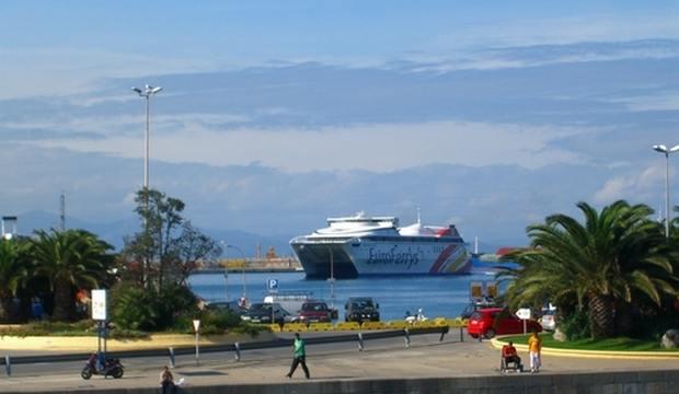 النقل البحري