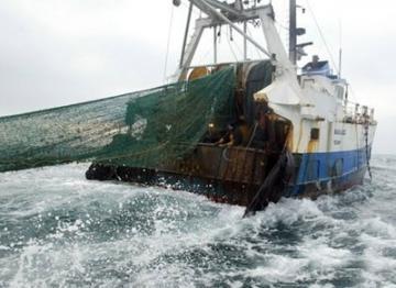 الصيد بأعالي البحار