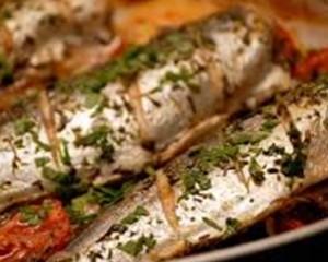 سمك «الماكريل» المشوي لصحة وسلامة مرضى الكبد