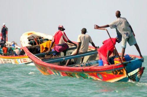 قوارب موريتانية