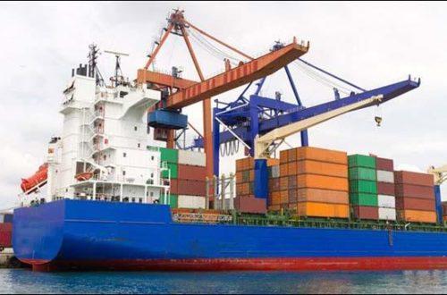 النقل-البحري