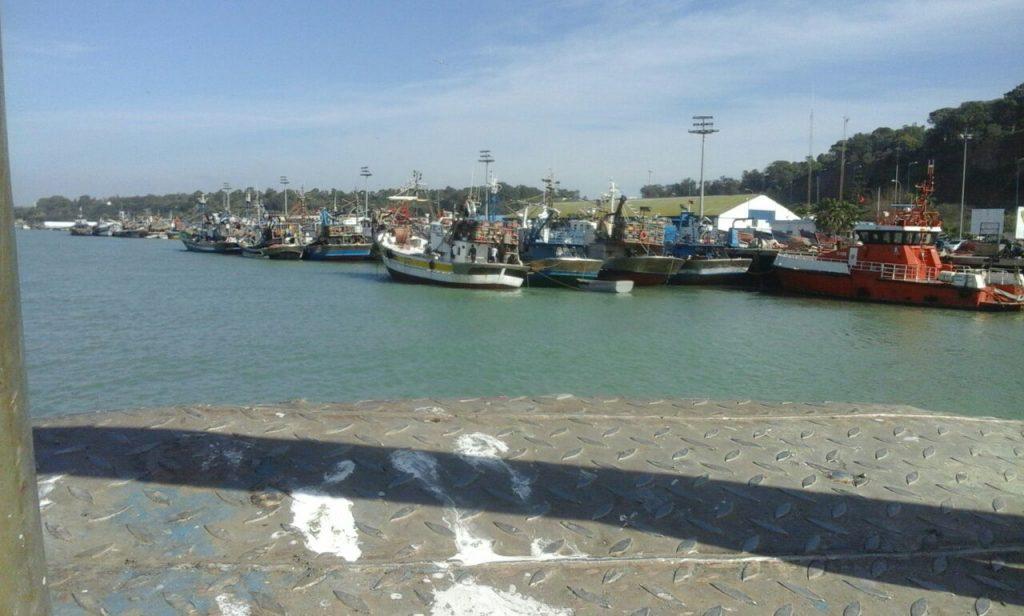 ميناء الصيد البحري المهدية