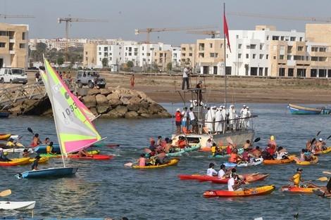 المهرجان البحري الدولي الرباط