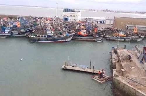 ميناء الجديدة