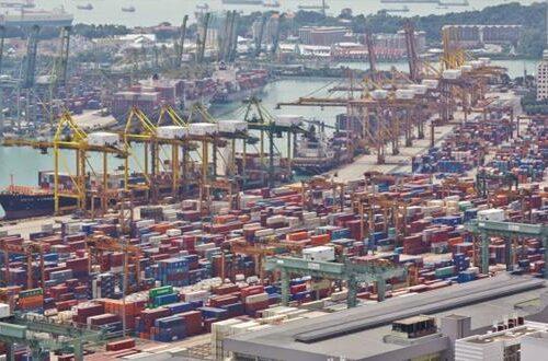 ميناء الدار البيضاء